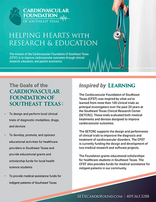 cardiovascular-foundation-of-southeast-texas-brochure-1