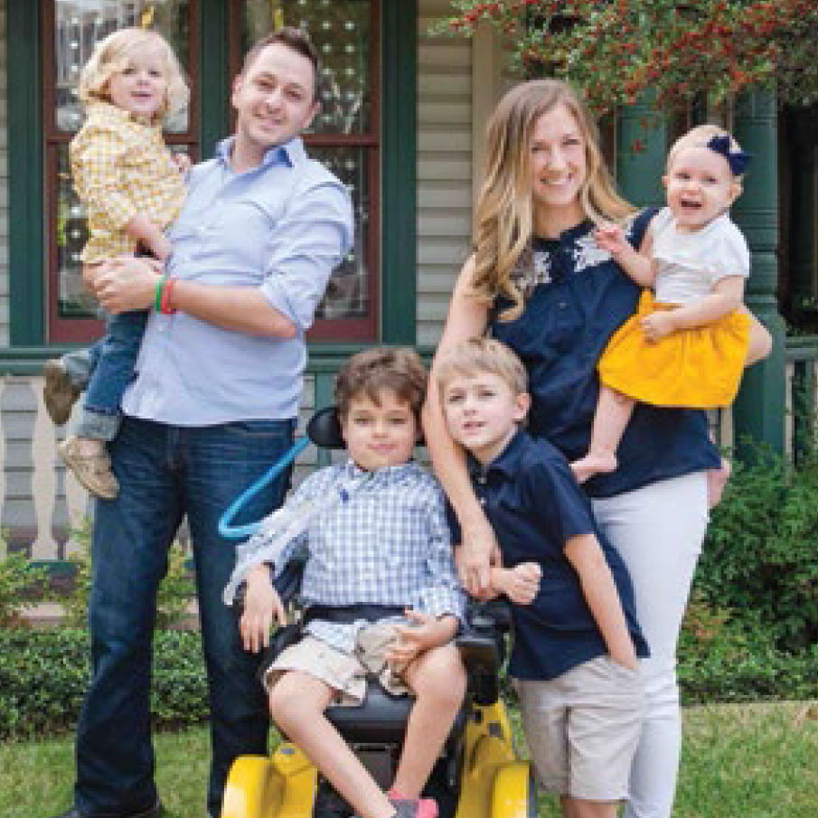 The Scott Family - Southeast Texas Cardiology Foundation