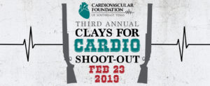 2019 Clays For Cardio Shoot-Out