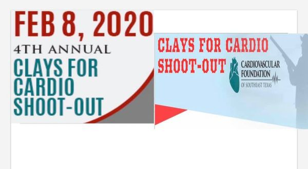 4th Annual Clays for Cardio Shout Out