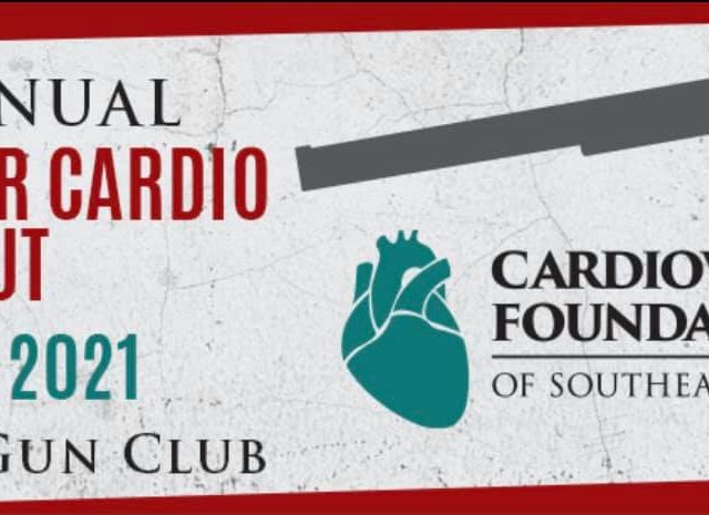Upcoming 5th Annual Clays for Cardio shoot-out